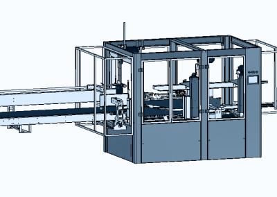 Formadora de cajas FCC-2200-A