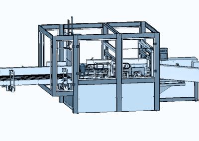Formadora de cajas FCC-2500-A